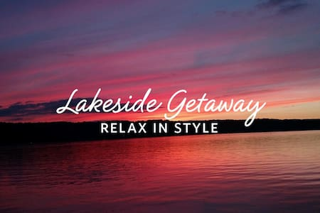 Winter Wonderland Getaway on Conesus Lake - Conesus - House