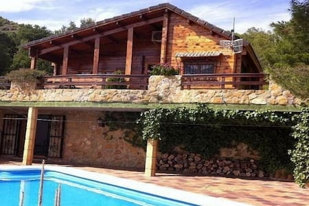 Villa, jardin & private swg-pool, Sagunto_Valencia - Huvila