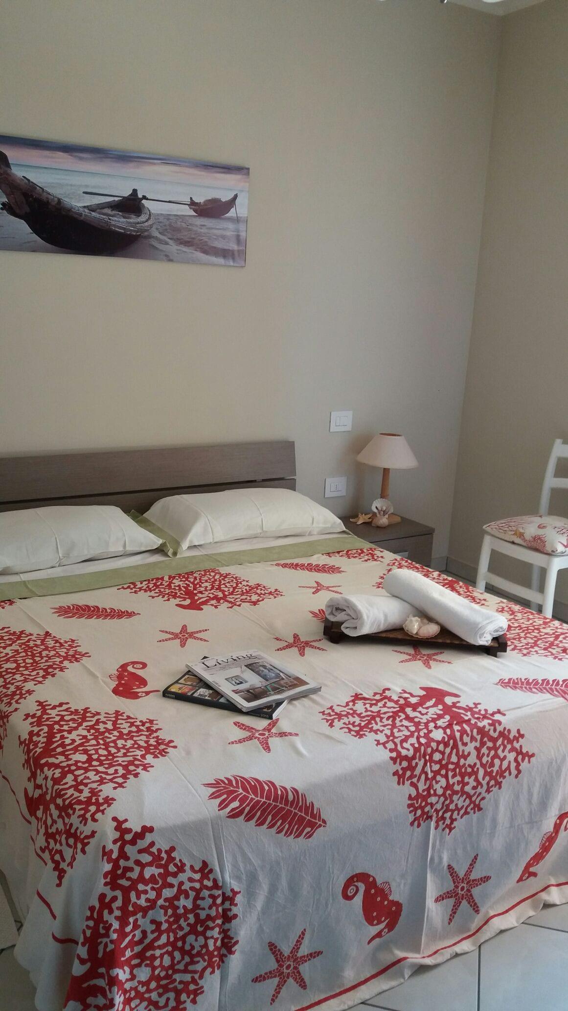 Rent apartment in Tortoreto month