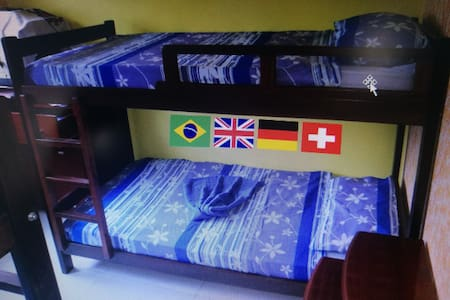 Nice, clean and comfortable accommodation - Manaus
