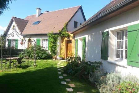 Les Terrasses du Léard- Chambre d'Hôtes-G de Fr - Neuville-sur-Sarthe