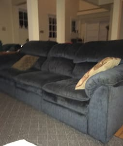 A Couch for One! - Spencer - House