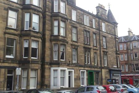 10minute walk,Edinburgh City centre - Edimburgo - Appartamento