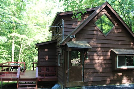 Woodland Retreat in the Poconos - East Stroudsburg - Cabin