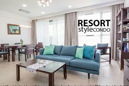 Resort style condo near SECC, Dist7 - Apartemen