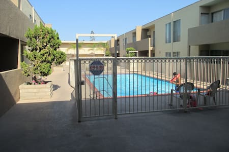 Great and Affordable Studio Apartment near LAX - Inglewood - Wohnung