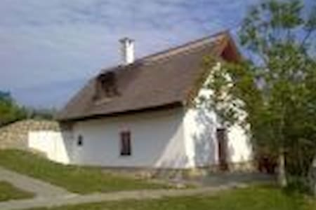 Johanna apartman - Balatonudvari - Casa