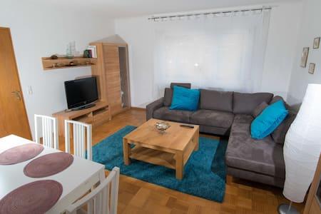 Schicke Fewo mit Fernsicht - Kohlberg - Apartment