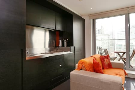 Studio flat on Canary Wharf - Apartment