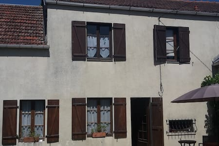 maison de charme champenoise - House