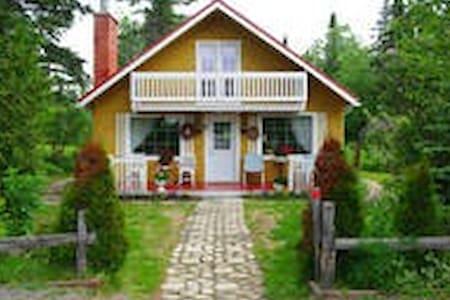 maison champêtre charlevoix - Saint-Tite-des-Caps