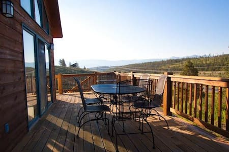 Mallard Mountain Retreat - Grand Co / Tabernash - Maison