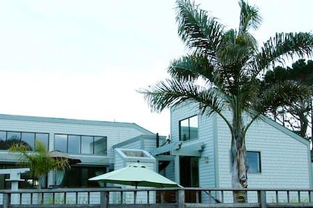 Family Fun at a Stinson Beach Retreat - Stinson Beach - Hus