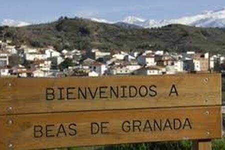 Se alquila habitación turismo rural - Beas de Granada - Bed & Breakfast