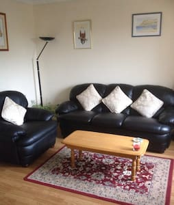 Lovely spacious 2 bed apartment in suburb - Galway - Apartment