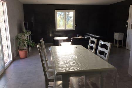Appartement 100m2 avec terrasse de 36m2 - Taponas