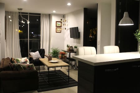 Bright & cozy apartment! - Daire