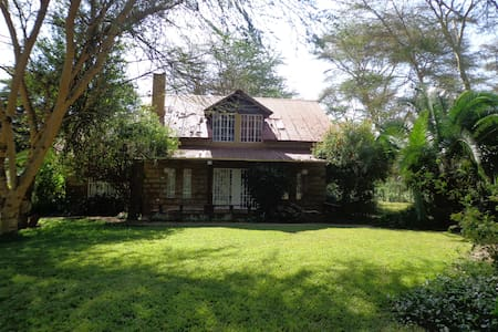Ecoscapes House, Korongo Bay, Lake Naivasha - Naivasha - House