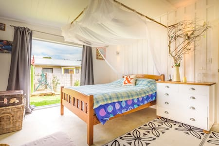 Sunny, easy, family friendly house. - Auckland - Villa