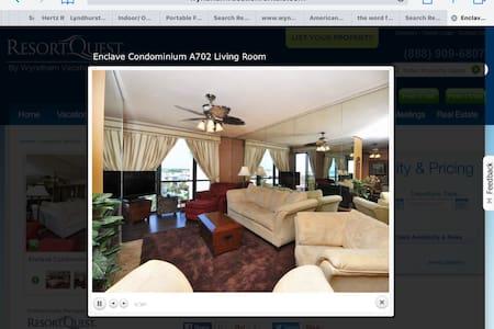 Penthouse 2br 2ba Full beach view - Διαμέρισμα