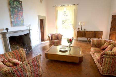 Villa Trefiano - hunting house of Rucellai family - Provincia di Prato