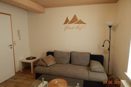 Ferienwohnung Schlupfwinkel  Clausthal-Zellerfeld - Lägenhet