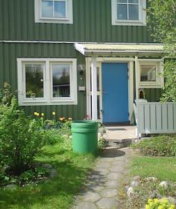 Room+Breakfast+Balcony in Arvika - Arvika - Huis