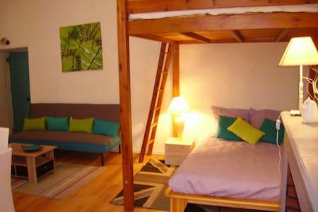 Loft moderne au cœur de la cité - Wohnung