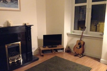 Nice room, in a great location - Aberdeen - Apartment