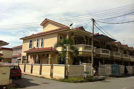 Taman Segar Homestay Butterworth Penang - Vendégház