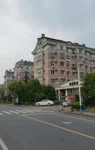 宽敞三居室跃层民舍(great apartment for rent) - Apartamento