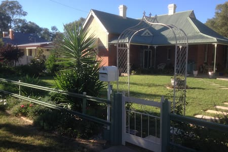 Quiet Country Stop - Culcairn - Bed & Breakfast