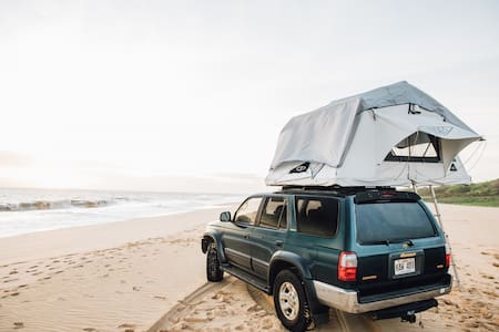 4WD Roof Top Camper - Kalaheo - Autocaravana