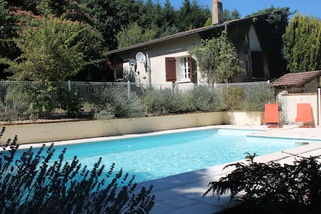 Spacious gite in the Haute-Vienne France - Huis