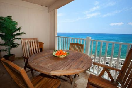 *Free Car* with Sea Village 4207 - Gorgeous 2B/2B oceanfront, renovated condo. Watch sunsets from lanai!