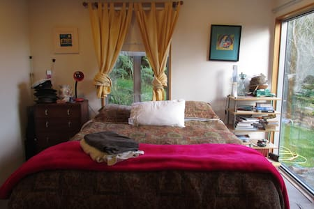 Cozy private self contained  room in Lyttelton - Lyttelton