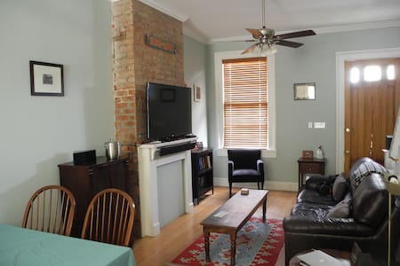 Irish Channel Charmer with Balcony and Large Yard - New Orleans