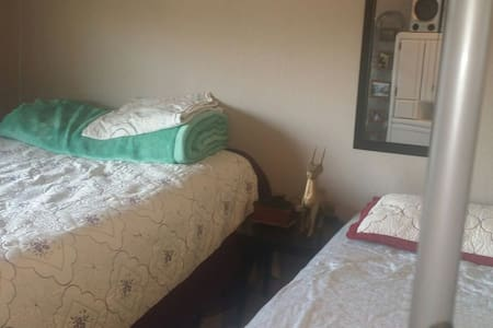 (Curtain entry) small room (2 beds) - Hesperia - Hus