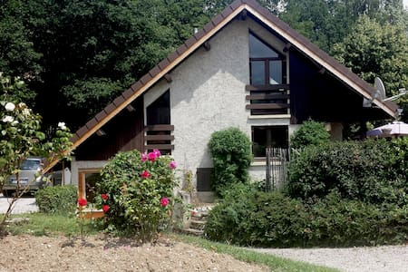 HOUSE 120m2  IN MOUNTAINS, TRIEVES, SOUTH GRENOBLE - Dům