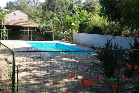 Suite p/Família Recanto do Coquinho - Jaguariúna - Casa