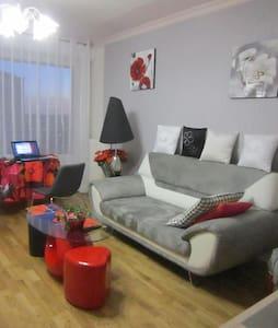 les poussins - Lisieux - Apartment