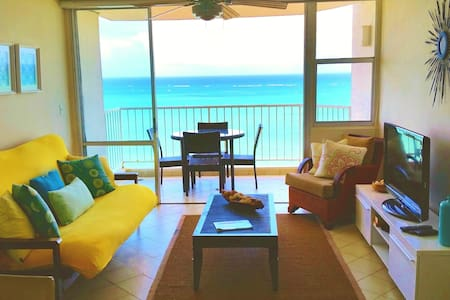 Best Location of Isla Verde Beach