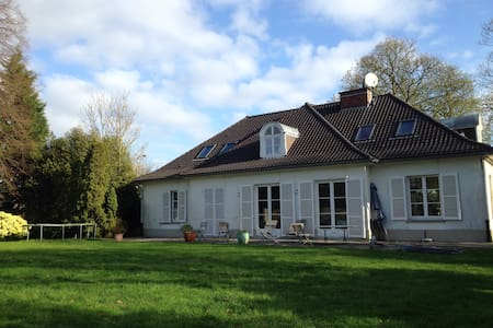 House in the suburbs of Lille - Hus