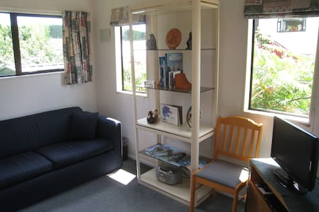 Longview Cottage - peace and quiet. - Opotiki - Bed & Breakfast