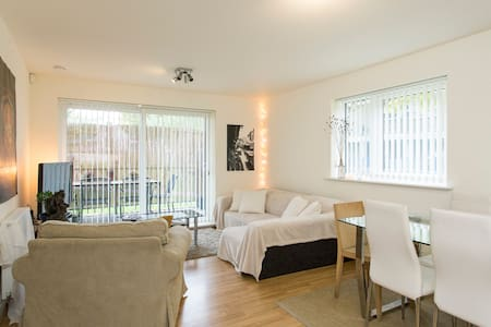 Double Bed & Private Bathroom in Central London - Pis