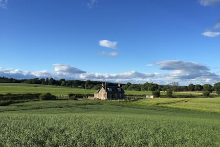 Blackhill Cottage, Near Perth, Perthshire - Casa