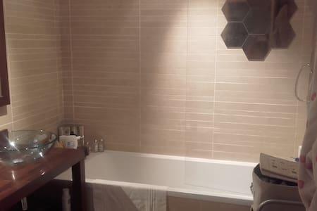 Chambre pour deux personnes - Cogolin - Apartment