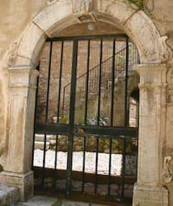 Ospitalità e convivialità in un palazzo storico - Sacco - Huoneisto