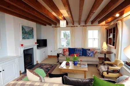 Beautiful house in the heart of St David's - Saint Davids - Casa