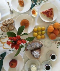 B&B CASALBA - Palagiano - Inap sarapan